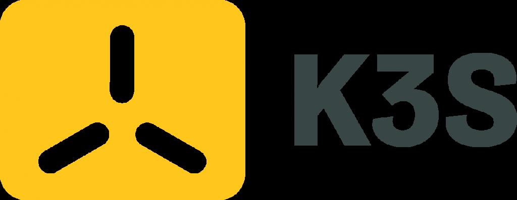 Logo for k3s Kubernetes distribution