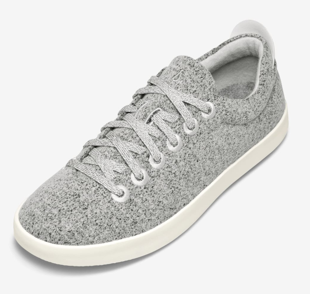 Allbirds Dapple Grey Wool Pipers shoes
